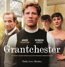 James Norton actor in Grantchester and crew