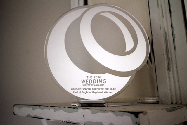 Wedding Industry Trophy