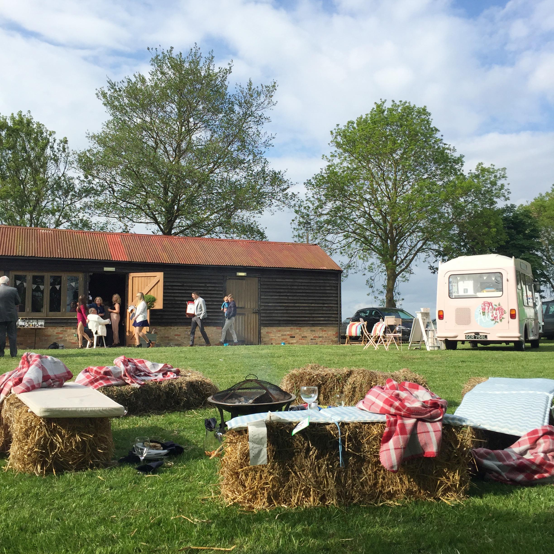 Chittering Barns Wedding