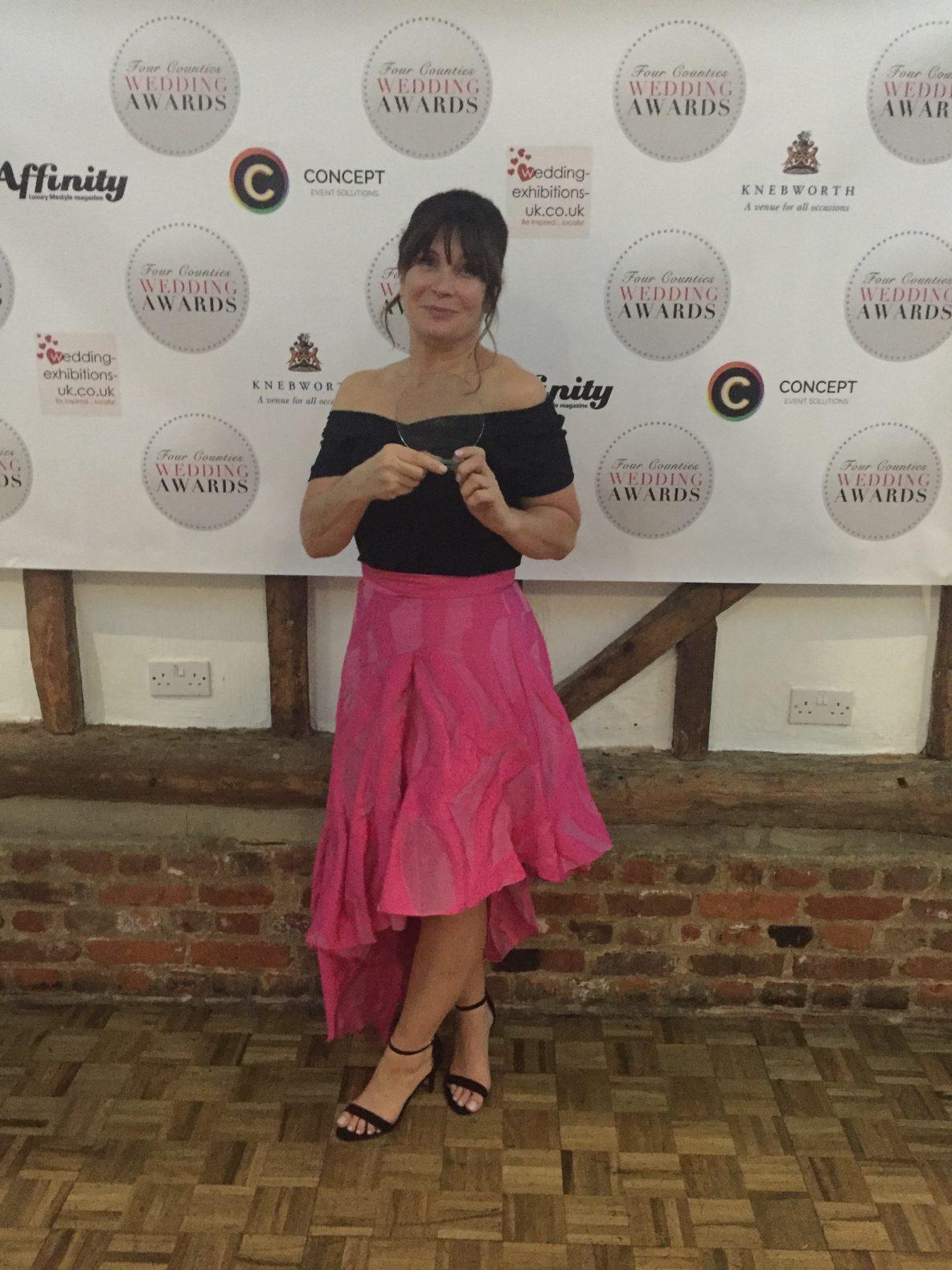 Wedding Supplier Winners Award